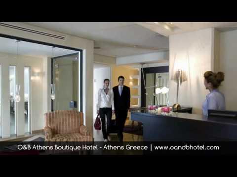 O&B Athens Boutique Hotel