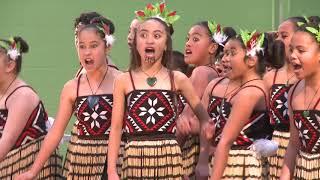 Rangitāiki Kapahaka Festival 2018 Te Kura o Taneatua
