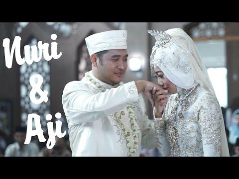 The Wedding of Nuri and Aji