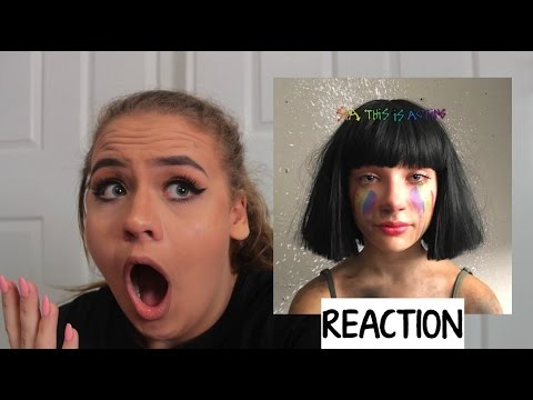 Sia - This Is Acting Deluxe Album Reaction || Elise Wheeler