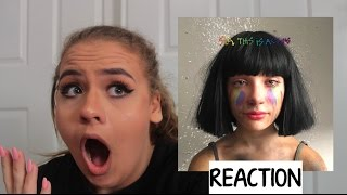 Sia - This Is Acting Deluxe Album Reaction    Elise Wheeler thumbnail