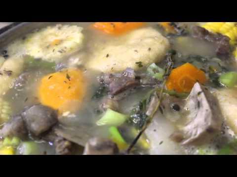 (Manish Wata) Goat Head Soup