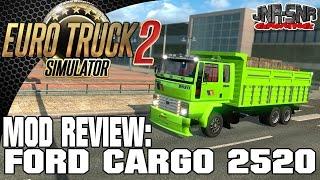 Euro Truck Simulator 2 Ford Cargo | ETS 2 MODS