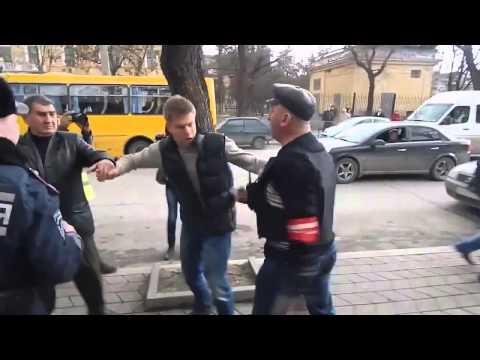 Балашов огреб от защитников Крыма