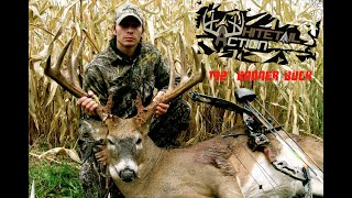 "192"" Boone and Crockett buck with a bow(WhitetailAction 3 DVD)"