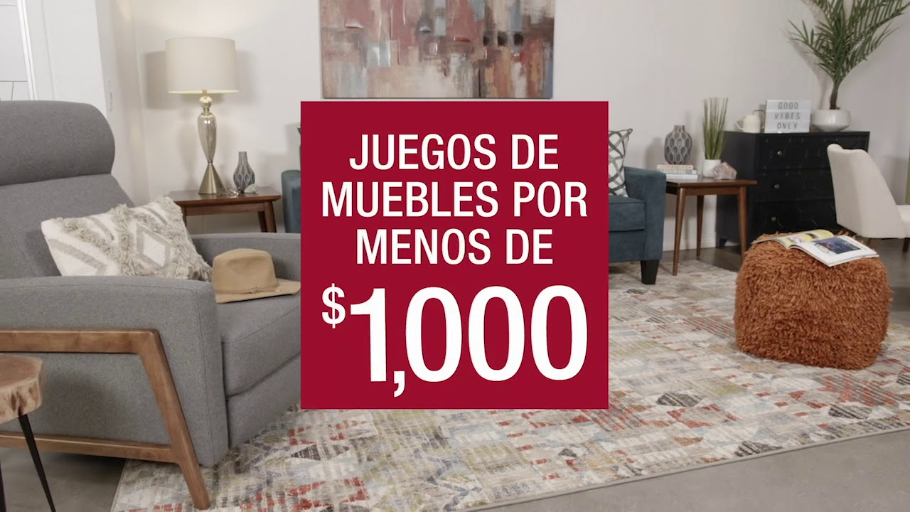 Only Muebles Jerome S Urban Outlet Spanish Youtube