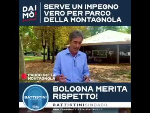 Serve un impegno vero per il parco della Montagnola: Bologna merita rispetto!