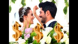 Сколько БУРАК ОЗЧИВИТ заплатил за свадьбу с ФАХРИЕ ЭВДЖЕН? - Fahriye Evcen Burak Özçivit Evleniyor