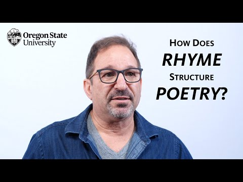 """""""What is Rhyme in Poetry?"""": A Literary Guide for English Students and Teachers"""