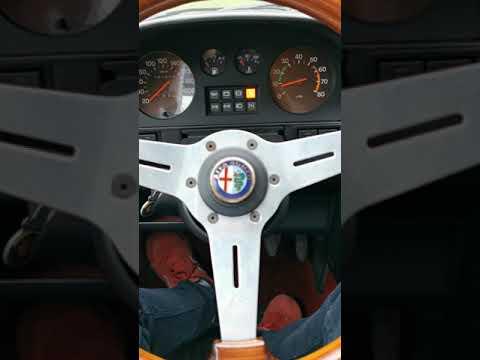 Alfa Romeo 33 1.7 8V Quadrifoglio Verde Cold Start