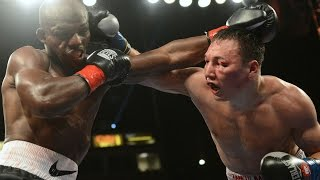 Tim Bradley vs Ruslan Provodnikov (Highlights)