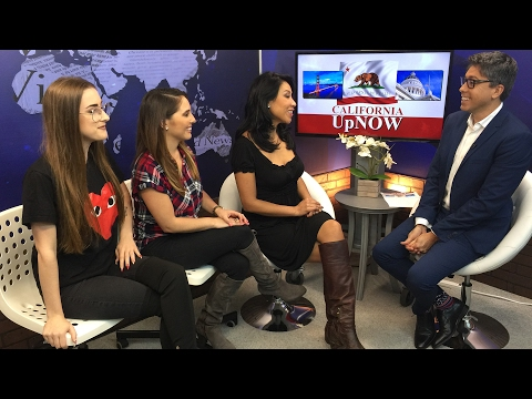 California UpNOW's Gleidson Martins chats with Veronica De La Cruz about her Heart Full event.