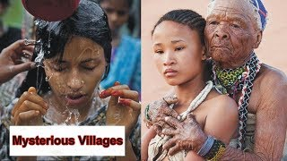 05 Mysterious Villages In The World In Hindi/Urdu .