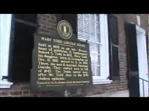 Visiting the Mary Todd Lincoln House