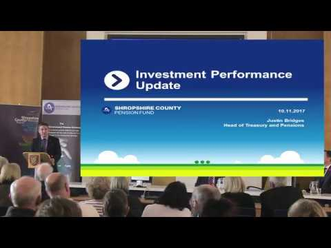 Shropshire County Pension Fund - Annual Meeting 2017