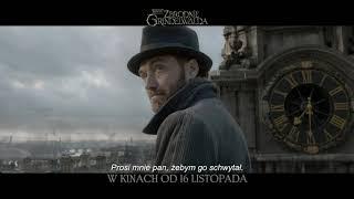 Fantastyczne Zwierzęta: Zbrodnie Grindelwalda - SPOT HUNT 15 PL