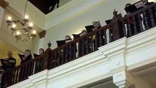 The Spectrum Singers, Dyffryn House
