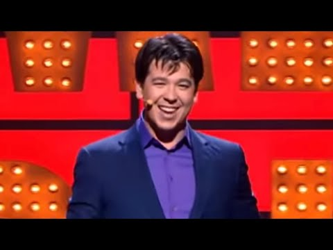 Michael McIntyre on The Missing Penguin -  Michael McIntyre's Comedy Roadshow - BBC