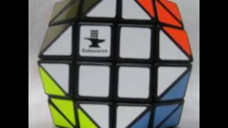 101 rubik puzzle around the world