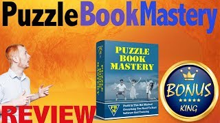 Puzzle Book Mastery Review with Bonuses