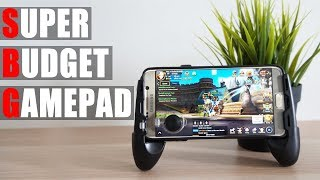 Cheap Mobile Phone Gamepad That Works Like a Champ