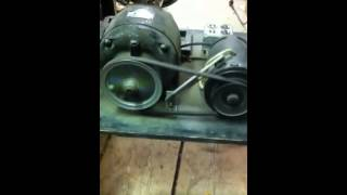 Motor Generator 50 cycle ( Hertz in today