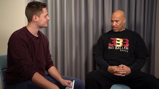 Interview mit LaVar Ball