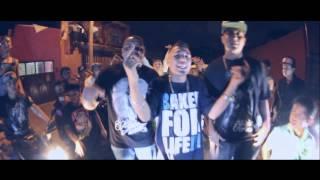 The Raper Junior Ft Libre GC & Fanner - Lo Que La Calle Representa | Video Oficial | HD