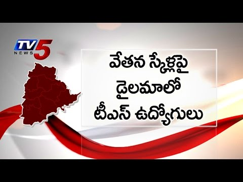 Telangana Employees Dilemma Over 'Pay Scale' : TV5 News