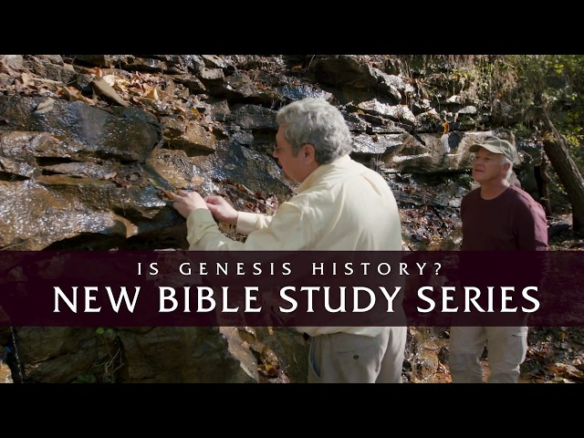 Man, Life, & Science : Clip from Bible Study on Genesis