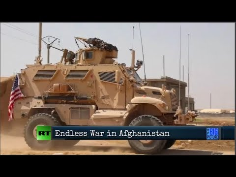 Never-Ending War in Afghanistan…And For WHAT?
