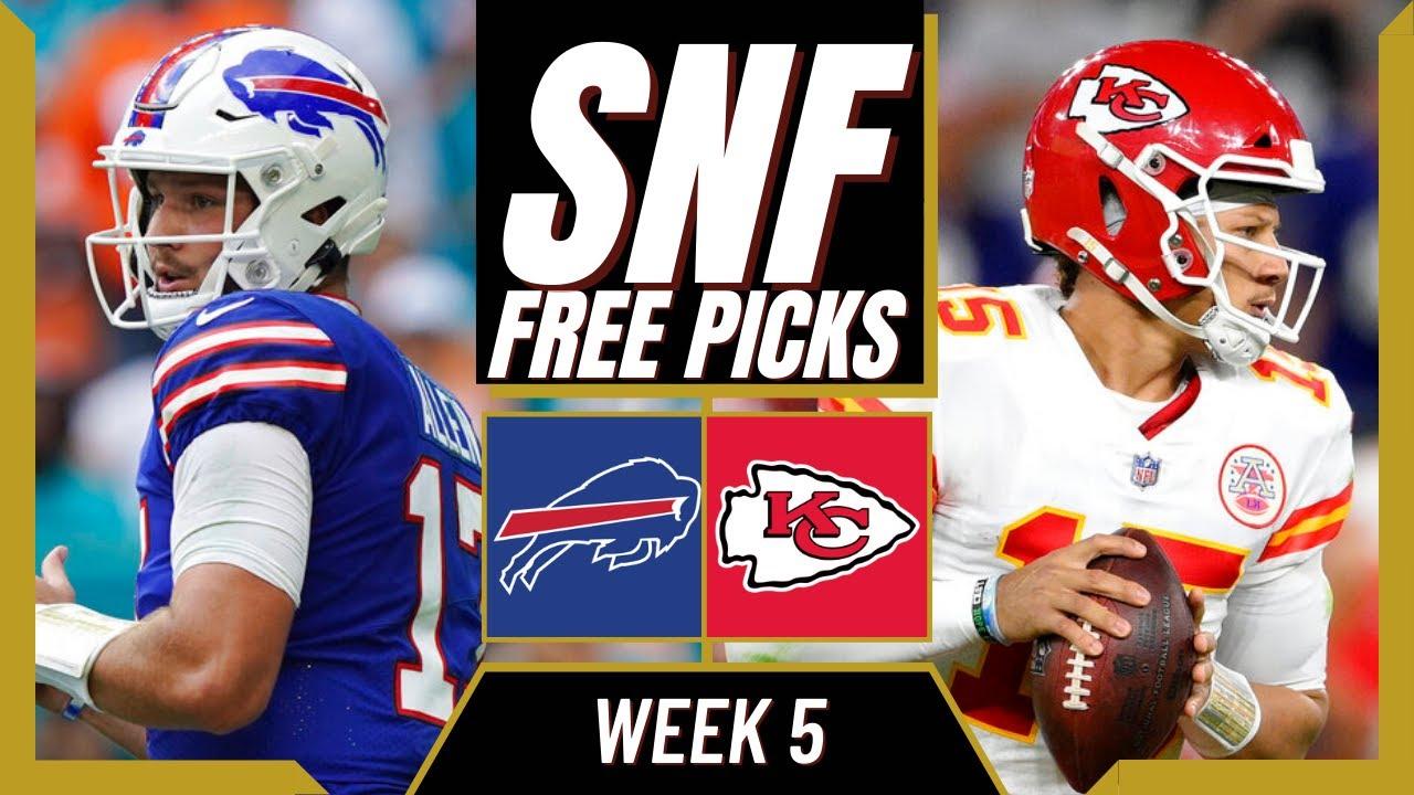 Chiefs vs. Bills odds, line, spread: Sunday Night Football picks ...
