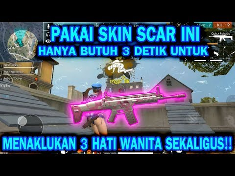 download KELEBIHAN KHUSUS SKIN SCAR CUPID!! WARNING KAMPRET ENDING!! * Free Fire - Battleground INDONESIA