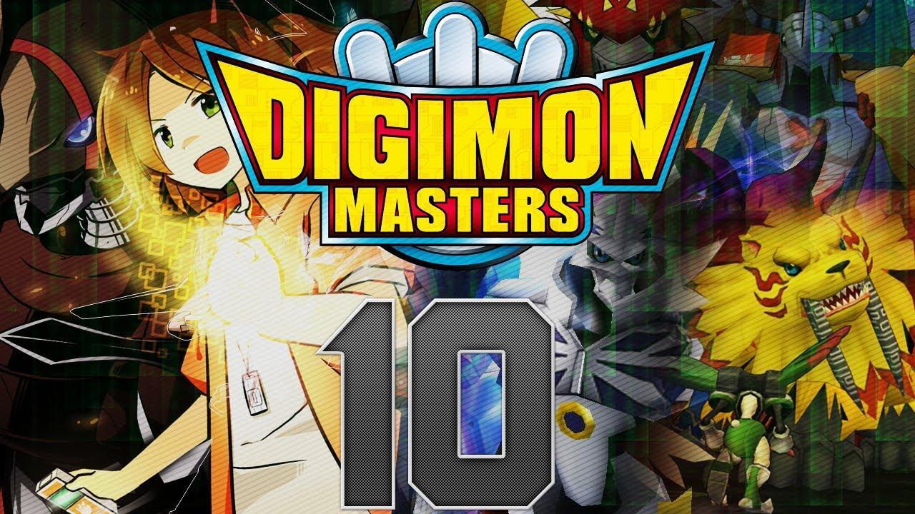 Let's Play Digimon Masters Online - (german/Deutsch ...