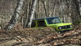 Най-недостъпната кола в света: тестваме новото Suzuki Jimny