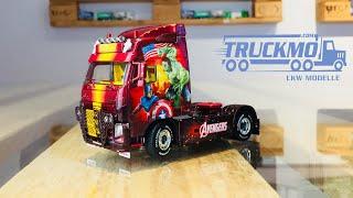 Transport Beau Volvo FH03 Globetrotter 01-2862 WSI Models