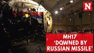 MH17 Downed By Missile 'Owned By Russian Brigade,' Investigators Say
