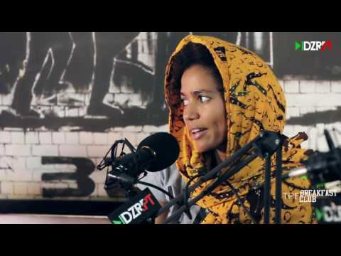 Video: Nneka Talks Crazy Groupie Stories, Getting Arrested & More On Breakfast Club
