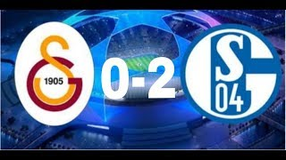 Gs Vs Schalke 0-2 UCL (06.11.2018) HD