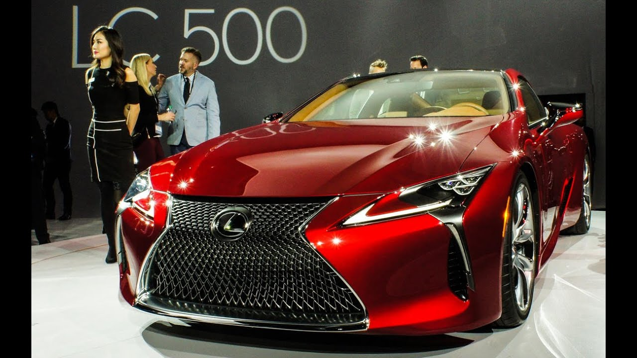 2017 lexus lc 500 youtube. Black Bedroom Furniture Sets. Home Design Ideas