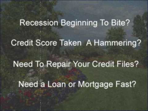 Repair Your Credit Files