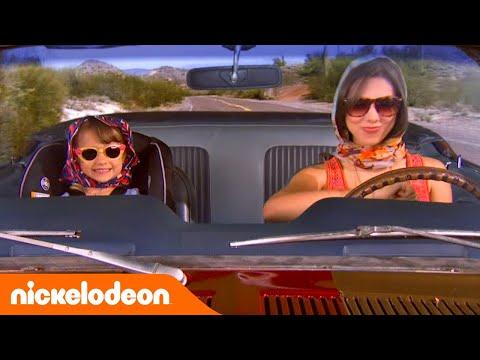 Грозная семейка | Мечты о машине | Nickelodeon Россия