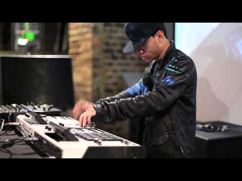 FACT TV: Watch AraabMUZIK give a live MPC masterclass
