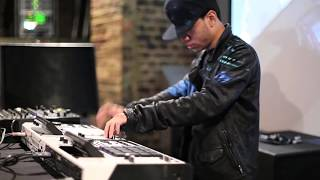 Watch AraabMUZIK give a live MPC masterclass