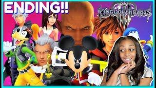 IT TOOK ME SO LONG! | Kingdom Hearts 3 Ending!!!