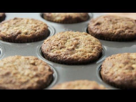 Healthy Breakfast Muffins With Oatmeal & Greek Yogurt : Healthy Breakfasts