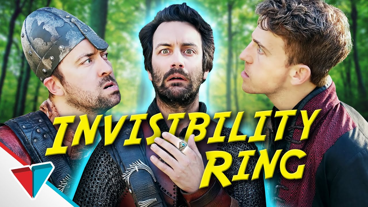 How to fool an NPC mugger - Invisibility Ring
