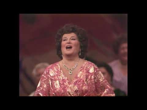 Centennial Gala - Birgit Nilsson - Swedish Folk Song: I Remember When I Was Seventeen