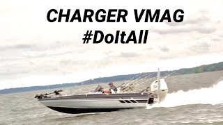 More than just an awesome Catfish rig! Do it all, in a Charger VMAG!