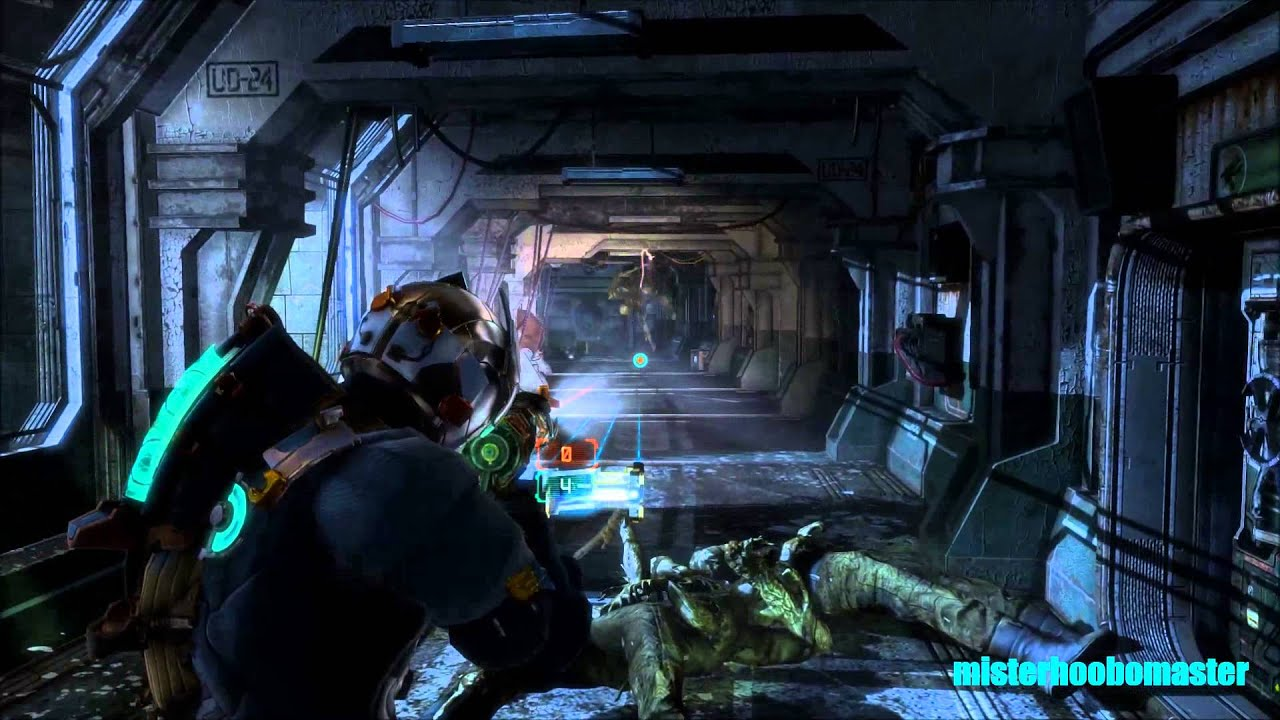 Dead Space 3 - PC GAMEPLAY - YouTube